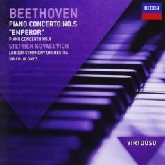 Beethoven: Piano Concertos Nos.5&4