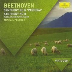 Beethoven: Symphonies Nos.6&8