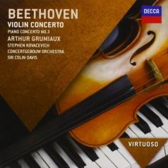 Beethoven: Violin Concerto, Piano Conc.3