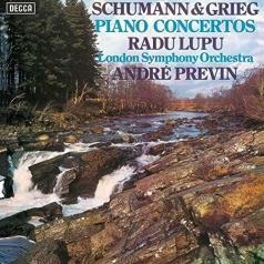 Schumann/ Grieg: Piano Concertos