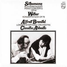 Schumann: Piano Concerto Or. 54; Weber: Konzertstuck