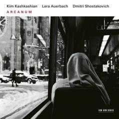 Auerbach/Shostakovich: Arcanum - Music For Viola & Piano
