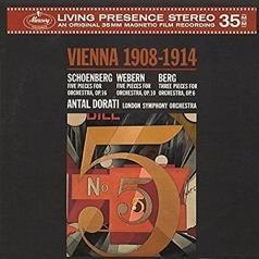 Schoenberg/ Webern/ Berg