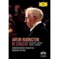 Beethoven, Brahms, Schubert