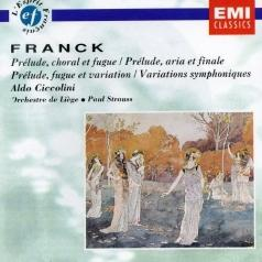 Preludes/Variations Symphon.
