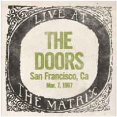 Live At The Matrix - San Francisco, Ca - Mar. 7 1967