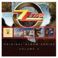 Original Album Series (First Album / Tejas / Deguello / El Loco / Afterburner)