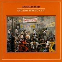 Donald Byrd And 125Th Street, N.Y.C.