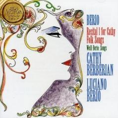 Recital I For Cathy, Folk Songs