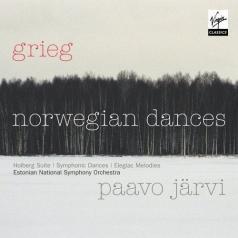 Symphonic Dances/Norwegian Dances/Holberg Suite/2 Elegiac Melodies
