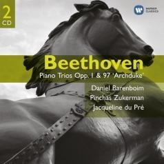 Piano Trios Vol.1 Opp 1&97 'Archduke'