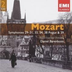 Symphonies Nos. 29,31,33,34,38&39