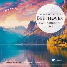 Beethoven: Piano Concertos No. 1 & 3