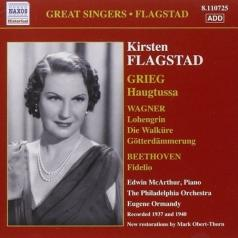 Flagstad, Kirsten: Songs And A
