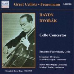 Dvorak. Haydn: Cello Concertos