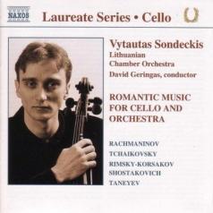 Romantic Music For Cello & Orc