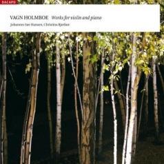 Holmboe: Works For Violin