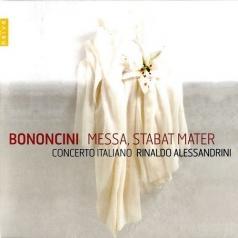 Bononcini / Stabat Mater, Messa A Cinque