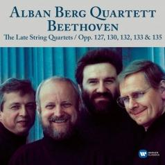 The Late String Quartets (Live At Vienna's Konzerthaus)