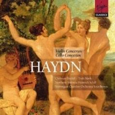 Violin Concertos & Cello Concertos