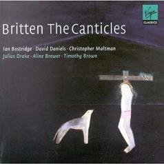 The 5 Canticles; Folk Songs