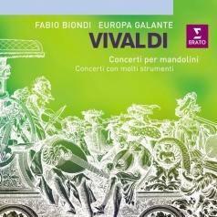 Concerti Per Mandolini