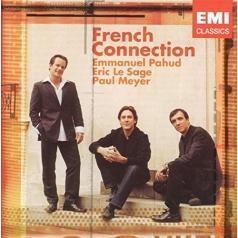 French Connection: Music For Flute By Jolivet, Milhaud, Schmitt, Schostakovich, Villa-Lobos