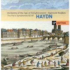 Paris Symphonies No.82-87