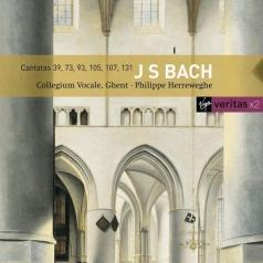 Cantatas Bwv 39, 73, 93, 105, 107 & 131