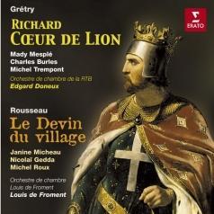 Richard Coeur De Lion / Le Devin Du Village