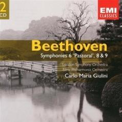 Symphony Nos 6, 8 & 9