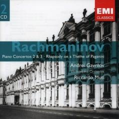 Piano Concerto Nos. 2 & 3; Rhapsody On A Theme Of Paganini; Preludes Etc.