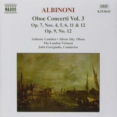 Oboe Concerti Vol.3