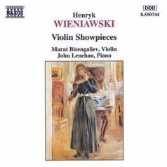 Violin Showpieces
