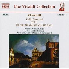 Cello Concertos Vol.1