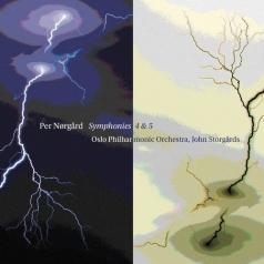 Norgard: Symphonies 4+5