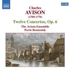 Avison : 12 Concertos Op. 6