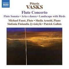Flute Concerto, Flute Sonata, Aria E Danza