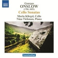 Onslow: Cello Sonatas