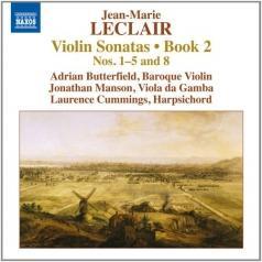 Violin Sonatas Book 2