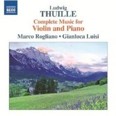 Music For Violin+Piano