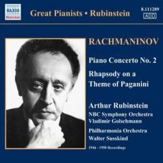 Rubinstein: Rachmaninov
