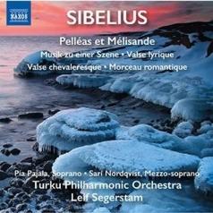 Pelleas Et Melisande, Op. 46, Musik Zu Einer Szene, 3 Pieces, Op. 96, Morceau Romantique Sur Un Motif De Monsieur Jacob Von Julin