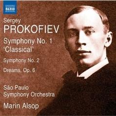 Symphonies 1 And 2, Dreams – Symphonic Poem