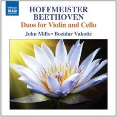 Hoffmeister & Beethoven: Duos for Violin & Cello