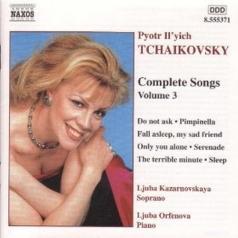 Complete Songs V.3