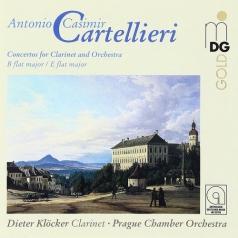 Clarinet Concertos Vol. 1