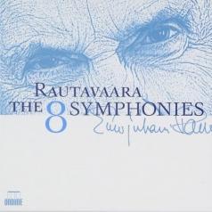 Rautavaara:The 8 Symphonies