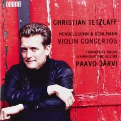 Tetzlaff: Violin Concertos
