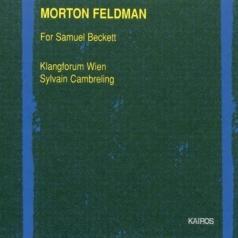 Feldman: For Samuel Beckett